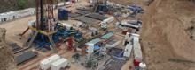 Drilling rig solids control