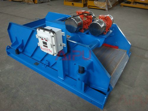 New type solids control equipment delivery