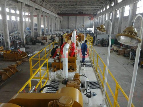 solids control system prospect