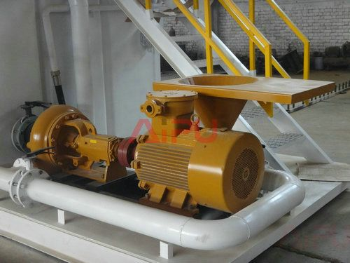 Mud mixing pump from Aipu solids control