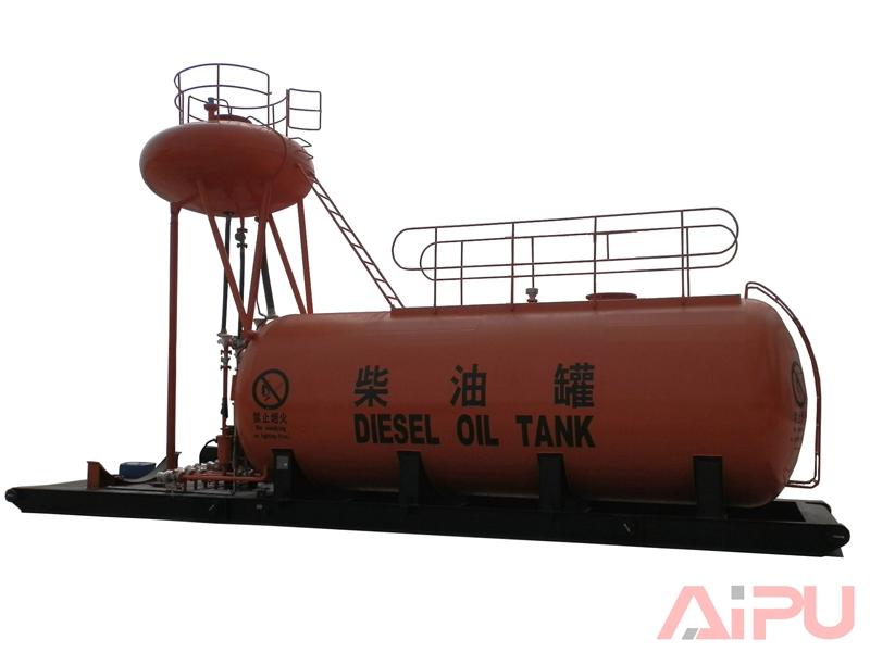 oilfield Oil Tank