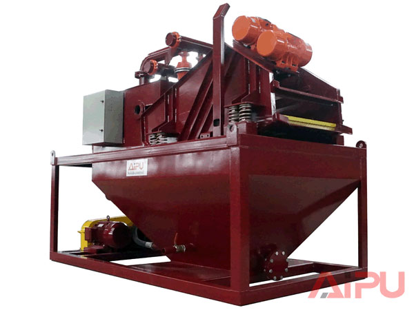 Mud Recycling system ( CBM/HDD/TMB/Piling)