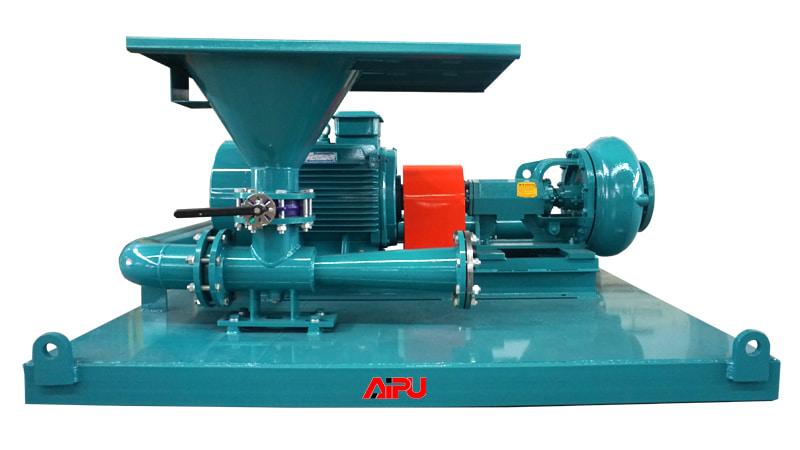 Jet mixer pump
