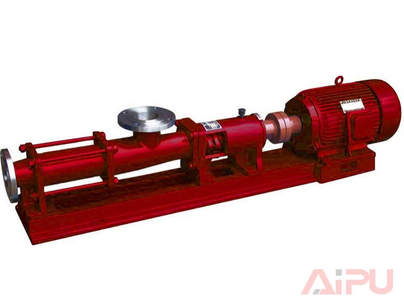 screw pump for centrifuge