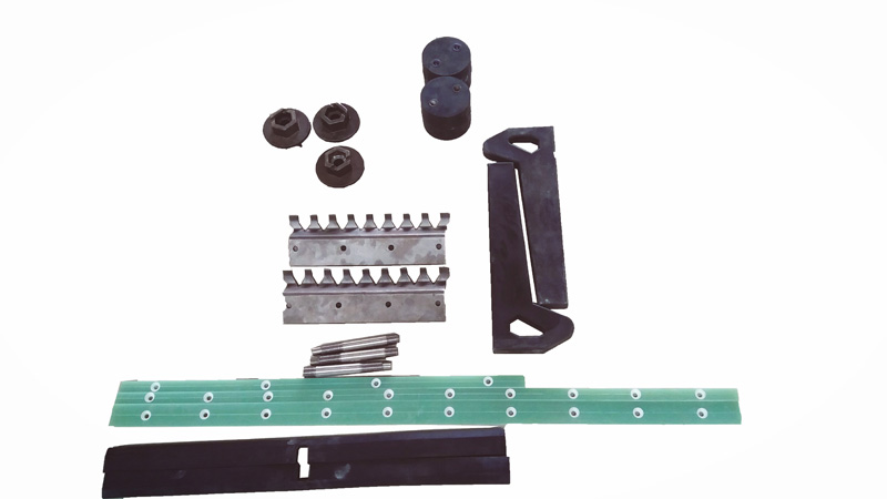 oilfield Solids Control Spare Parts