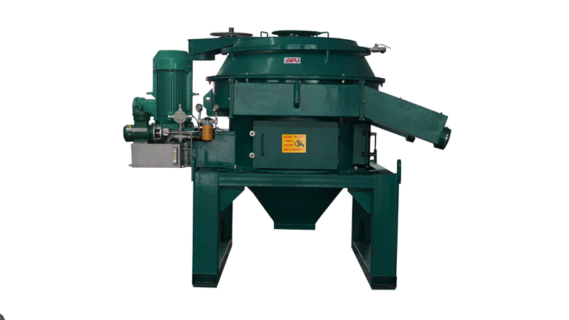 Vertical Cuttings Dryers