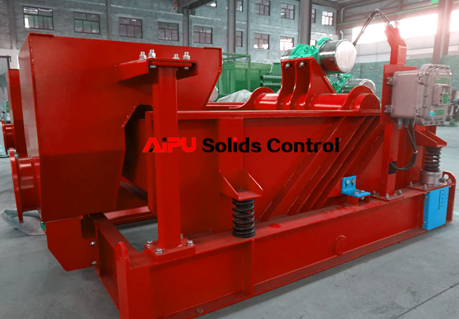 600GPM Mud cleaning system for HDD contractor