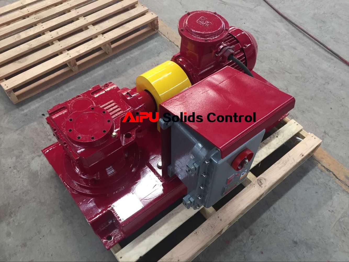 High quality drilling mud agitators with control panel