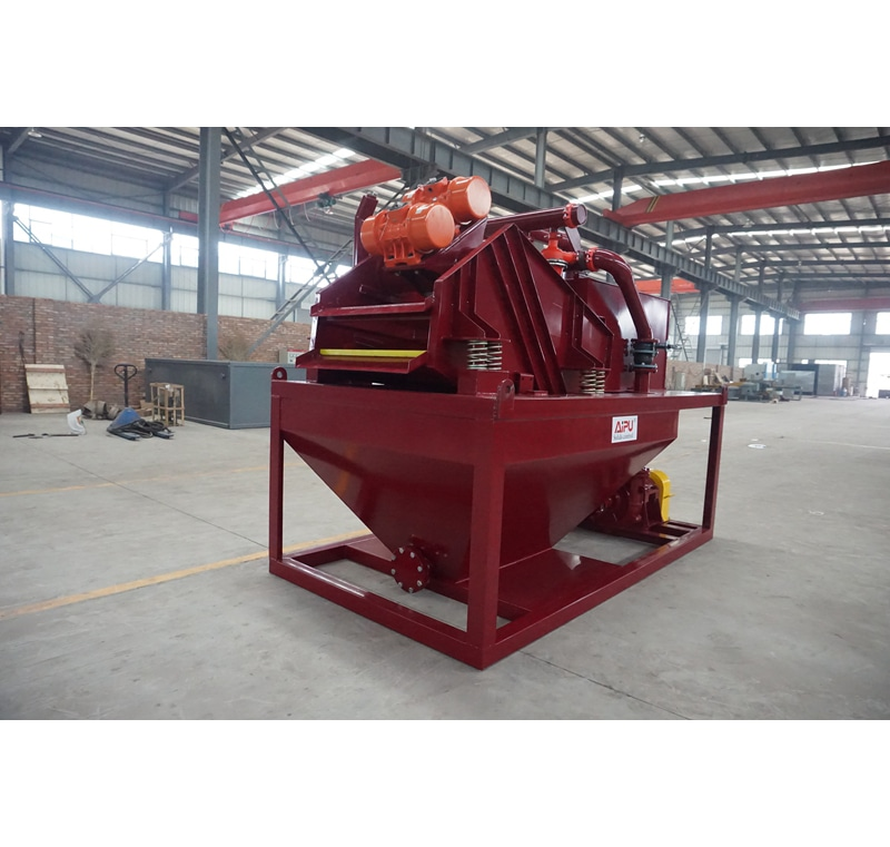 Piling Mud Recycling System manufacturer