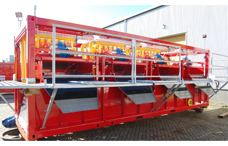 CBM Mud Recycling System
