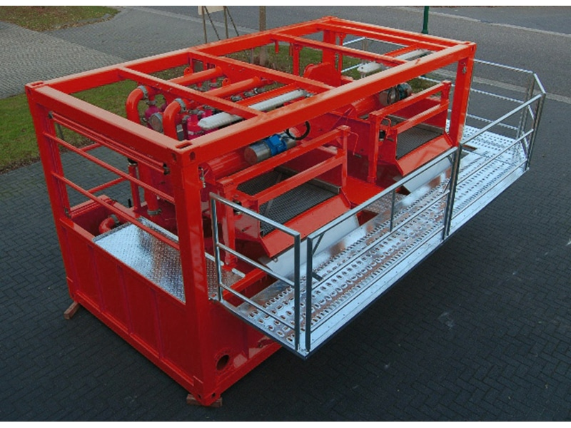 HDD Mud Recycling System sale