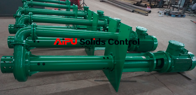 Aipu slurry pump delivery
