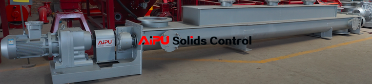 Oil sludge auger feeder delivery
