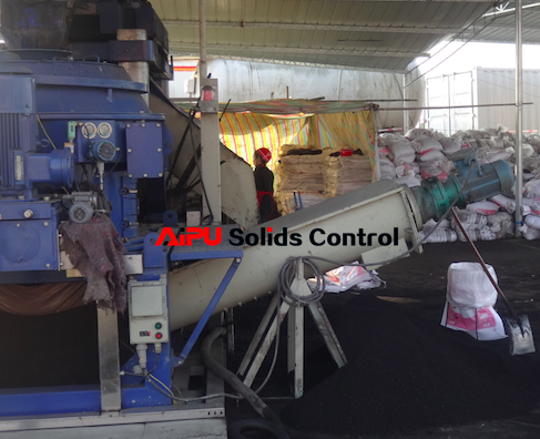 Drilling cuttings dryer