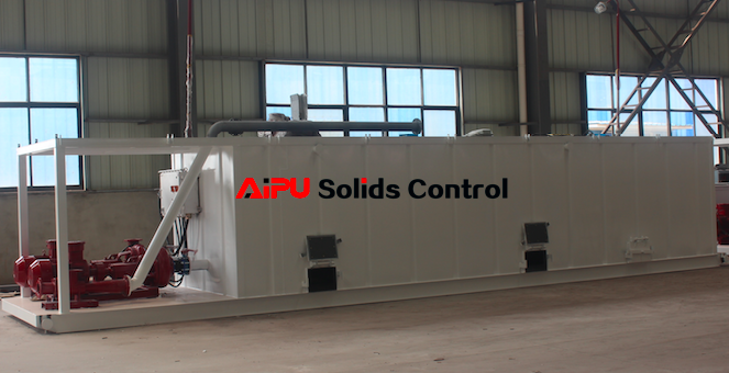 Price of solids control equipment