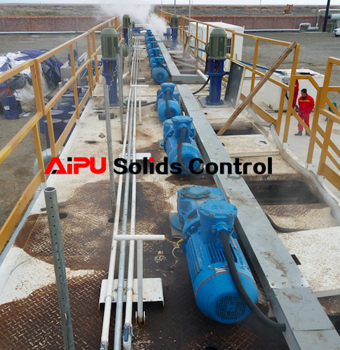 Oil sludge treatment unit