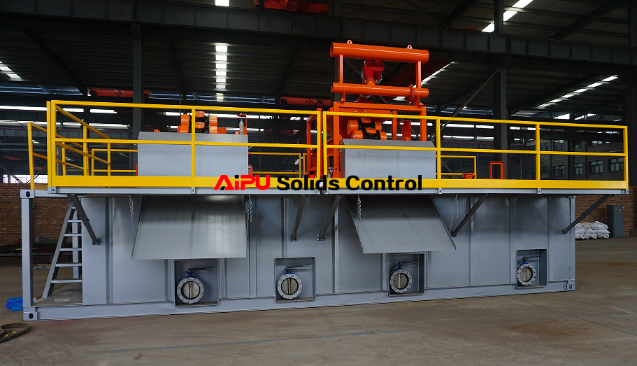 500GPM HDD solids control