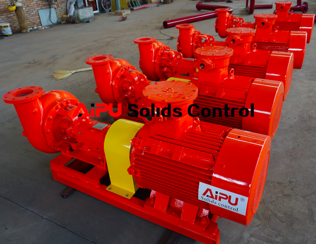 Centrifugal pumps delivered to oilfield overseas