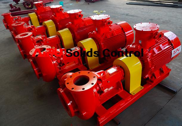 Solids control pump