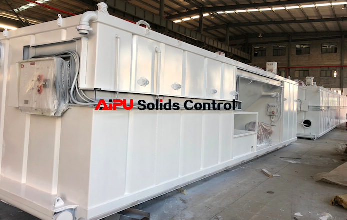 ZJ50 Solids control system manufacturing