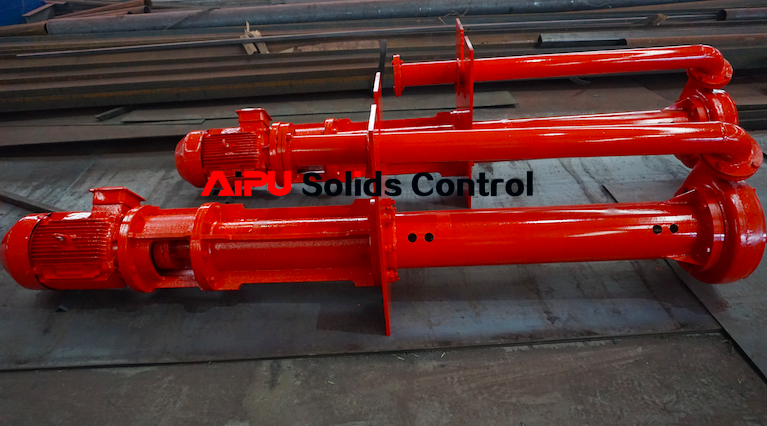 Submersible slurry pump deliver for Singapore user