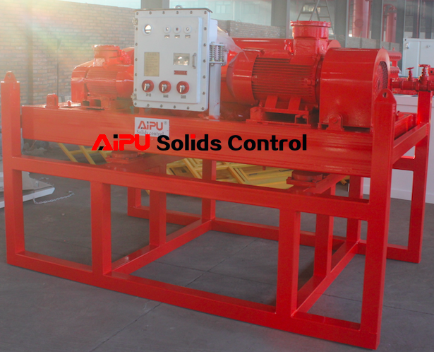 decanter centrifuge for dilling mud processing