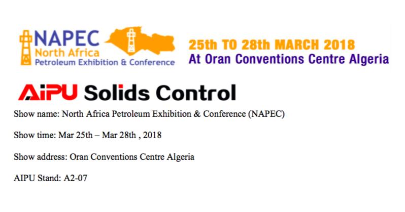 NAPEC oil show information