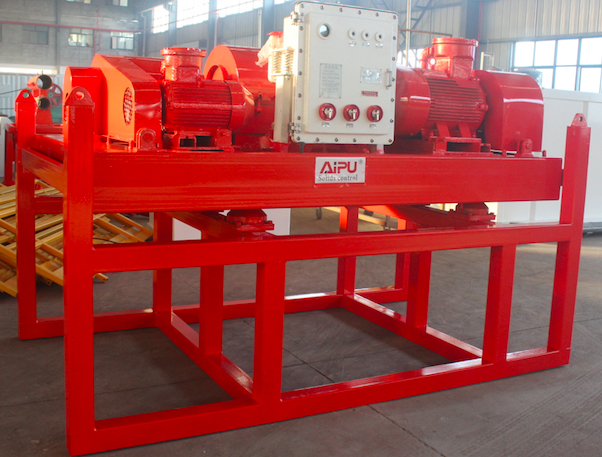 Centrifuge pump selection and operation