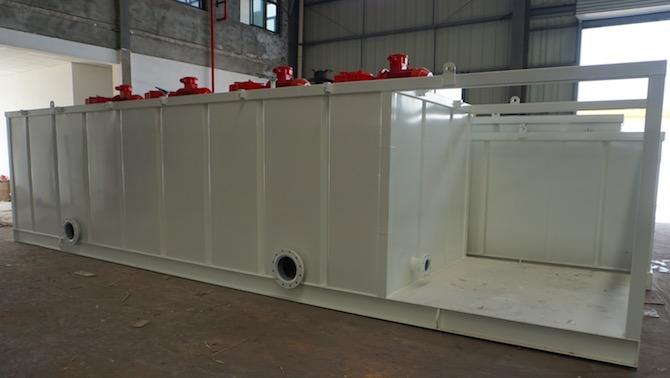 Drilling fluids waste management system delivery