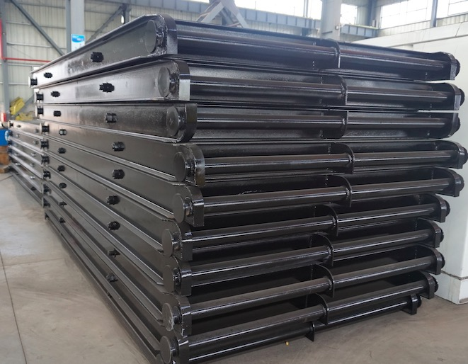 Oil rig matting boards for African user are ready to deliver
