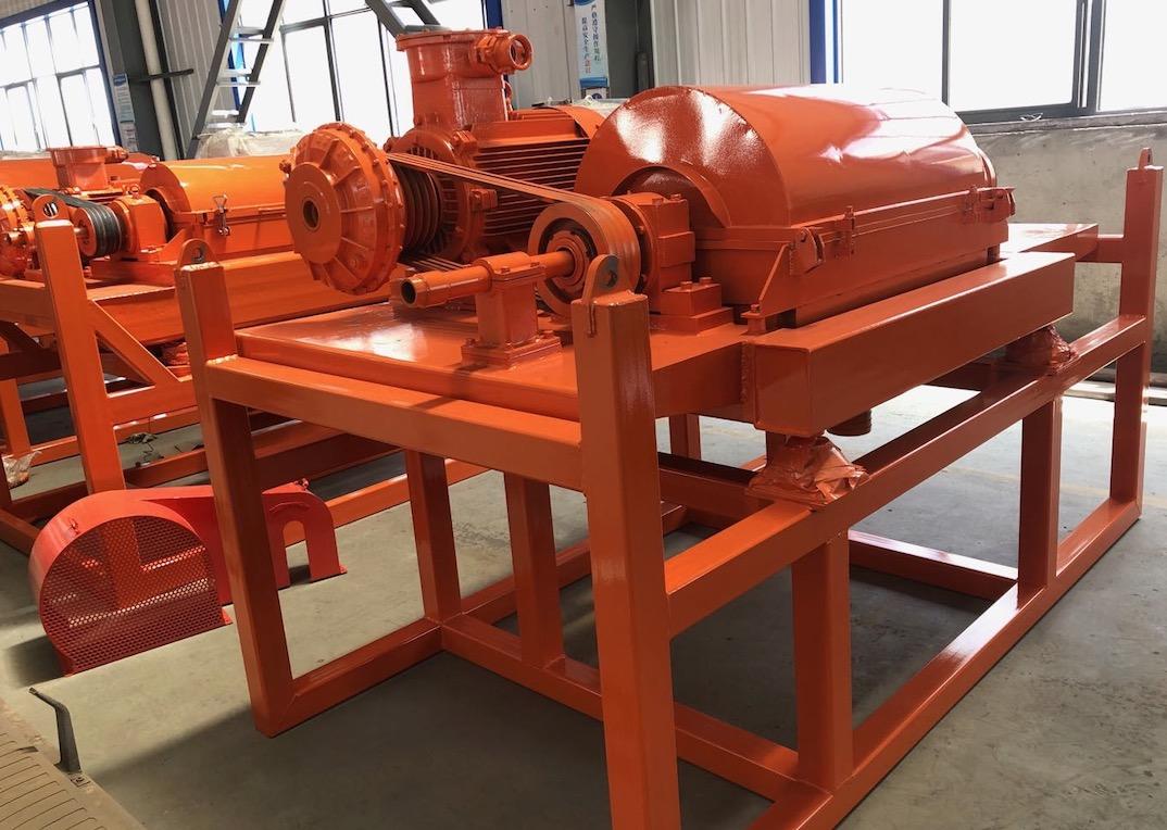 Solids control centrifuge
