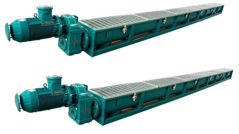 screw conveyors
