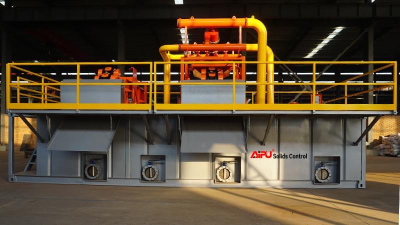 oilfield Mud Recycling system ( CBM/HDD/TMB/Piling)