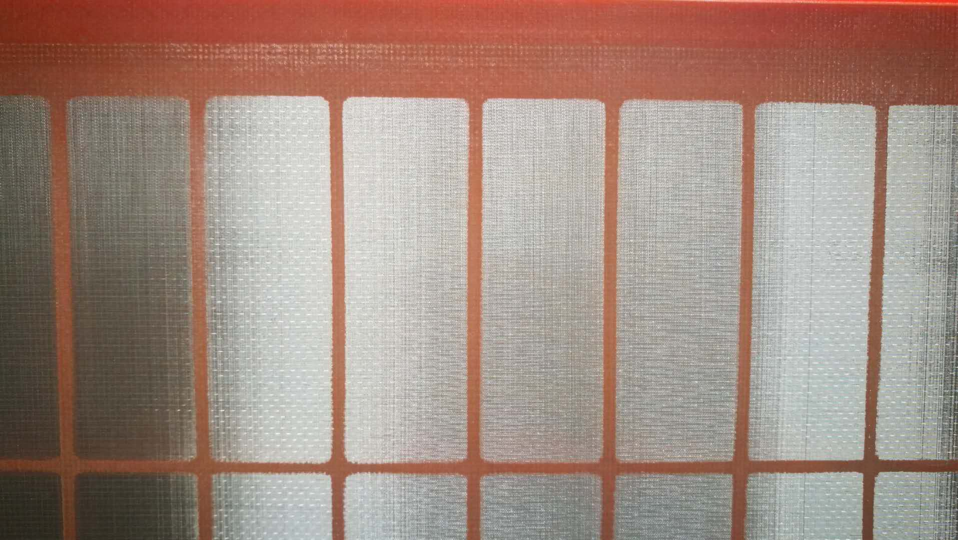 Three batches of shaker screens are to be delivered