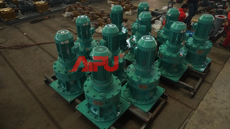 AIPU Mud agitators