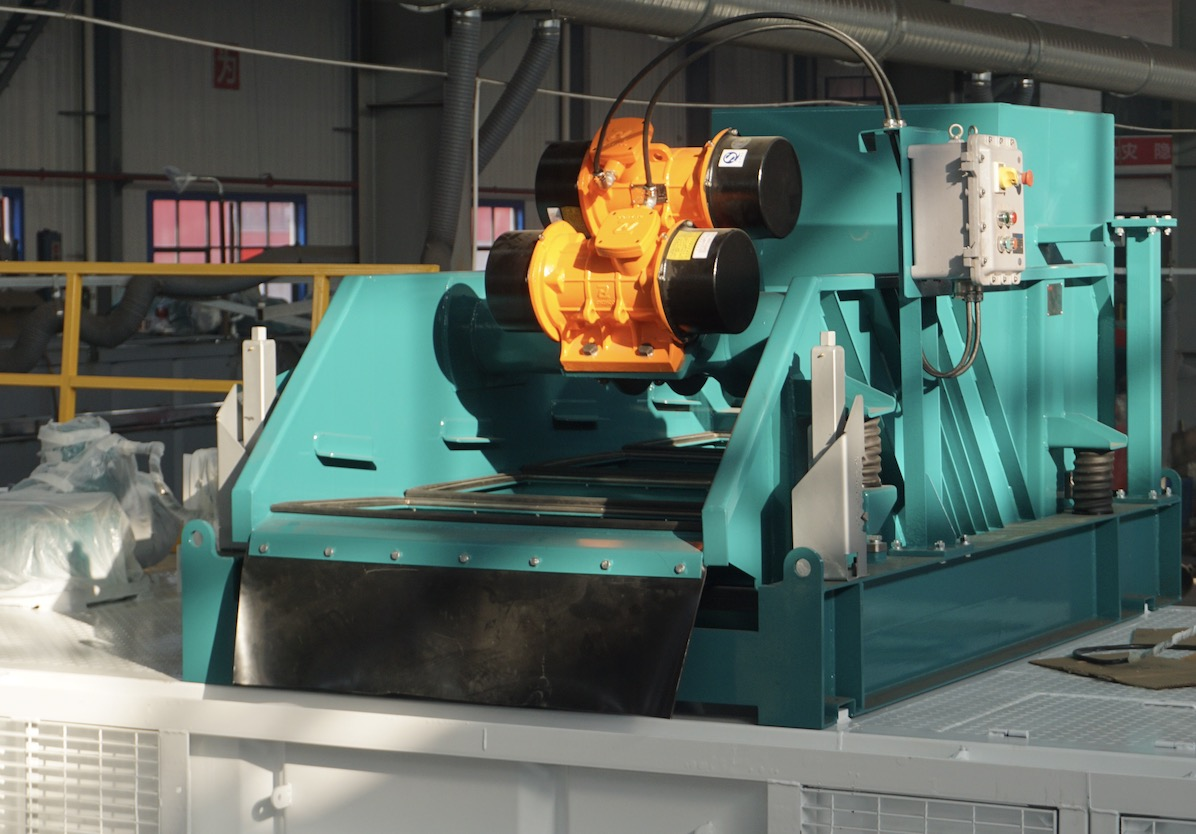 SOLIDS CONTROL SHAKER