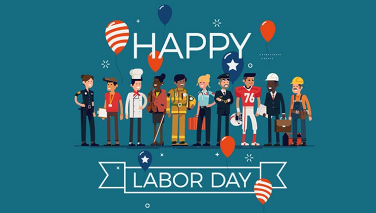 Happy Labour Day to you all